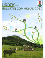 Bulletin municipal 2012