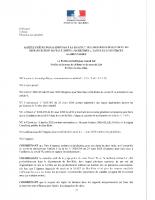 AP Commerces alimentaires Mesures Barrières 2020 04 05